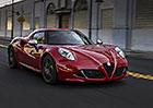 Alfa Romeo: Po 8C a 4C přijde 6C