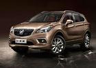 Buick Envision není jen pro Čínu