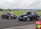 Kia Cee´d 1.4 CVVT vs. Nissan Pulsar 1.2 DIG-T