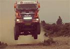 Video: Aleš Loprais za volantem speciálu MAN pro Dakar 2015
