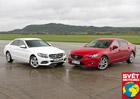 Mercedes-Benz C 200 vs. Mazda 6 2.0 Skyactiv-G