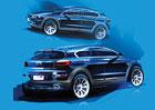 Qoros 3 City SUV: Kompaktní crossover se odhalí v Kantonu