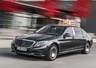 Mercedes-Maybach S: Když vám obyčejná třída S nestačí