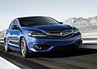 Acura ILX: Facelift a nová technika pro luxusní Civic