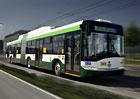 Škoda Electric: Nové trolejbusy pro České Budějovice