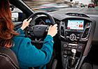 Ford Sync 3: Modrý ovál má nový informační systém