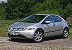 Ojetá Honda Civic VIII: Chtějte výhradně 1.8 VTEC