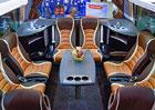 Setra 417 TopClass nabízí luxusní interiér