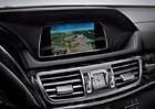 Mercedes-Benz E: Upravený infotainment a nová verze 4Matic