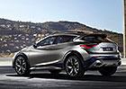 Infiniti QX30: Konkurent Mercedes-Benzu GLA se ukáže v Ženevě
