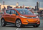 Sériový Chevrolet Bolt dostane nové jméno