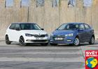 Duel roku: Hyundai i20 vs. Škoda Fabia