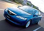 Mazda 6 první generace se stále vyrábí v Číně uspolečnosti FAW