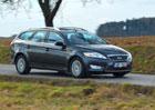 Ojetý Ford Mondeo Kombi: Sázka na benzin 2.0 Duratec