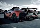 Video: Lamborghini Aventador LP750-4 SV na silnicích ostrova Tenerife
