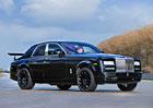 Rolls-Royce pracuje na SUV. SUV to ale nebude...