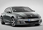 Volkswagen Scirocco GTS: Omlazená verze debutuje v Šanghaji