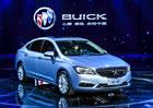Zcela nový Buick Verano se představil v Šanghaji s přeplňovanou patnáctistovkou