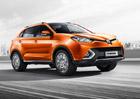 MG plánuje vstup na evropský trh s novým SUV