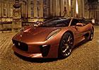 Video: Aston Martin DB10 a Jaguar C-X75 v nové bondovce Spectre