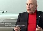 Stirling Moss vzpomíná na Mille Miglia 1955 (video)