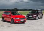 Škoda Fabia Combi 1.2TSI DSG vs. ŠkodaYeti 1.2 TSI DSG