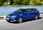 Toyota Auris: Jízdní dojmy z Belgie