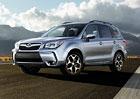 Subaru Forester 2016 vám po nehodě zavolá pomoc
