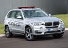 BMW X5 xDrive40e: Formule E má nové zásahové vozidlo