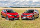 Honda CR-V 1.6 i-DTEC 4WD vs. Renault Kadjar 1.6 dCi 4x4