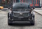 Cadillac XT5 se představí v listopadu v Dubaji