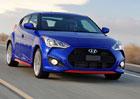 Druhá generace modelu Hyundai Veloster nebude určena pro Evropu