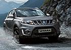 Suzuki Vitara: S novým motorem 1.4 BoosterJet startuje na 489.900 Kč