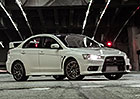 Video: Mitsubishi Lancer Evolution Final Edition: Desítka se loučí i v Americe