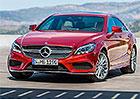 Mercedes rozšíří portfolio čtyřdveřových kupé