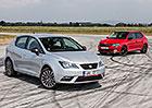 Seat Ibiza 1.2 TSI/66 kW vs. Škoda Fabia 1.2 TSI/66 kW