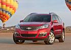 Velkým SUV od General Motors mohou hořet stěrače