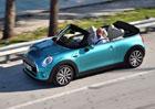 Nové Mini Cabrio natáhne střechu za 18 sekund (+video)