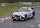 Video: Maserati Levante se již prohání po Nürburgringu. Poslechněte si jej!
