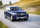 Mercedes-Benz GLS: Modernizované GL odhaluje české ceny
