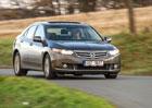 Ojetá Honda Accord (CU1/2): Opomíjet ji by byla chyba