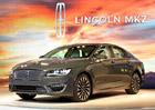 Lincoln odhaluje MKZ s novou tváří (+video)