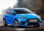 Ford Focus RS jako Aston Martin? Není to tak složité…