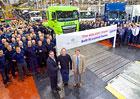 Leyland Trucks slaví 400.000 vyrobených vozidel