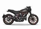 Ducati Scrambler Italia Independent: Měděná a černá