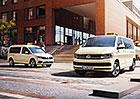 Volkswagen Caddy a Caravelle s novými pakety pro Taxi