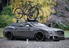 Bentley Continental GT jako stylový shooting brake