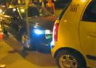 Video: Taxi v cestě není žádnou překážkou