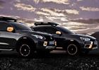Mitsubishi ASX a L200: Šedooranžové koncepty pro Ženevu