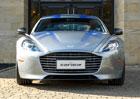 Elektrický Aston Martin RapidE přijde v roce 2018, s vývojem pomůžou Číňané